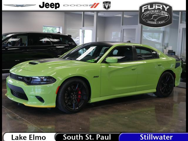 2019 Dodge Charger Scat Pack RWD St. Paul MN