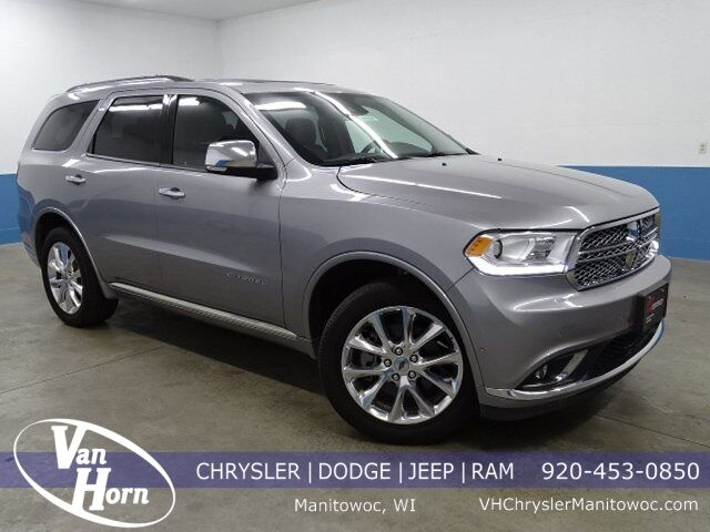 2019 Dodge Durango Citadel Milwaukee WI