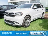 Dodge Durango Citadel Platinum Edition AWD 2019
