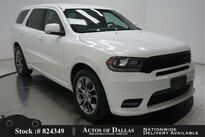 Dodge Durango GT CAM,HTD STS,PARK ASST,20IN WLS,3RD ROW 2019