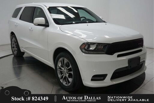 2019_Dodge_Durango_GT CAM,HTD STS,PARK ASST,20IN WLS,3RD ROW_ Plano TX