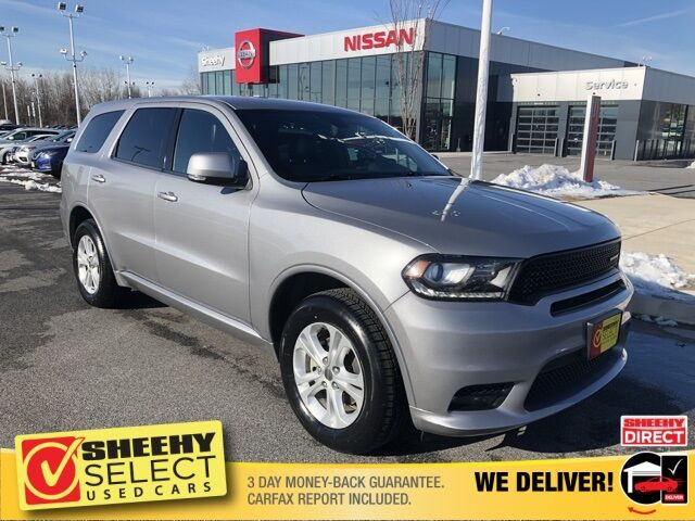 2019 Dodge Durango GT White Marsh MD