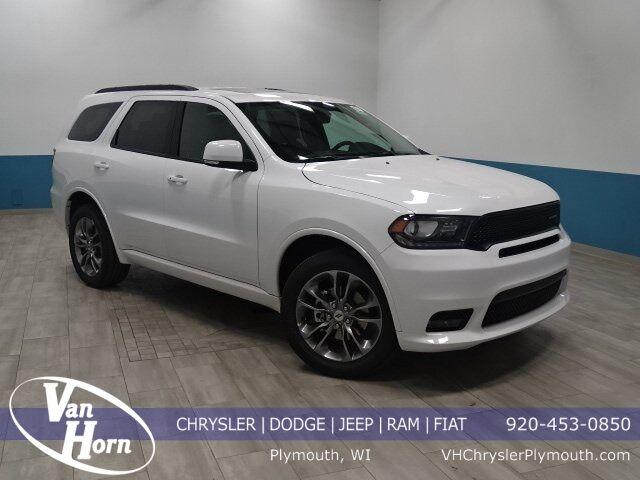 2019 Dodge Durango GT PLUS AWD Plymouth WI
