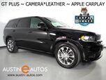 2019 Dodge Durango GT Plus *BACKUP-CAMERA, TOUCH SCREEN, LEATHER, HEATED SEATS/STEERING WHEEL, 3RD ROW SEATING, REMOTE START, BLUETOOTH, APPLE CARPLAY