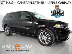 2019_Dodge_Durango GT Plus_*BACKUP-CAMERA, TOUCH SCREEN, LEATHER, HEATED SEATS/STEERING WHEEL, 3RD ROW SEATING, REMOTE START, BLUETOOTH, APPLE CARPLAY_ Round Rock TX