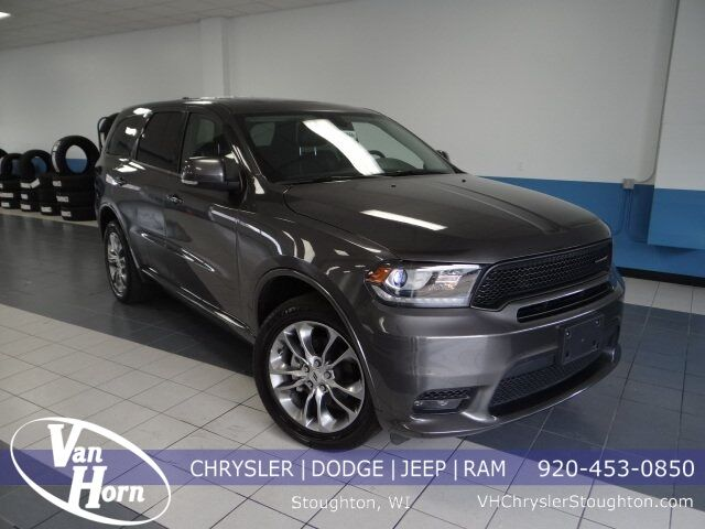 2019 Dodge Durango GT Stoughton WI
