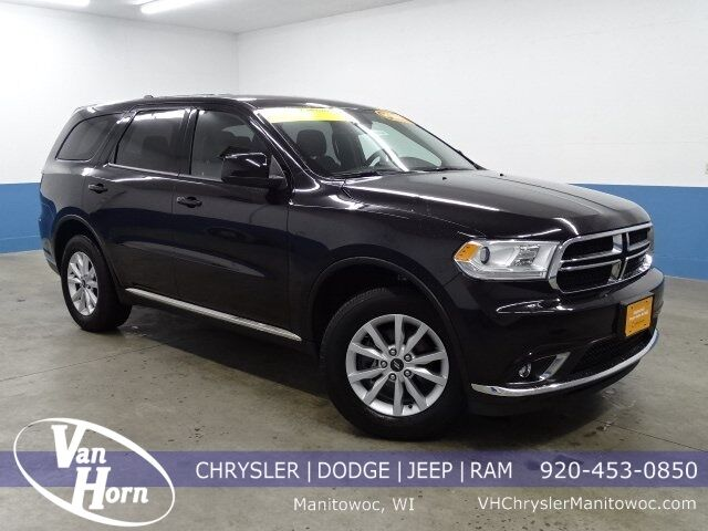 2019 Dodge Durango SXT Milwaukee WI