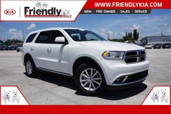 2019_Dodge_Durango_SXT_ New Port Richey FL