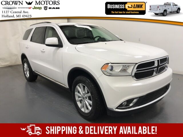 2019 Dodge Durango SXT PLUS AWD Holland MI