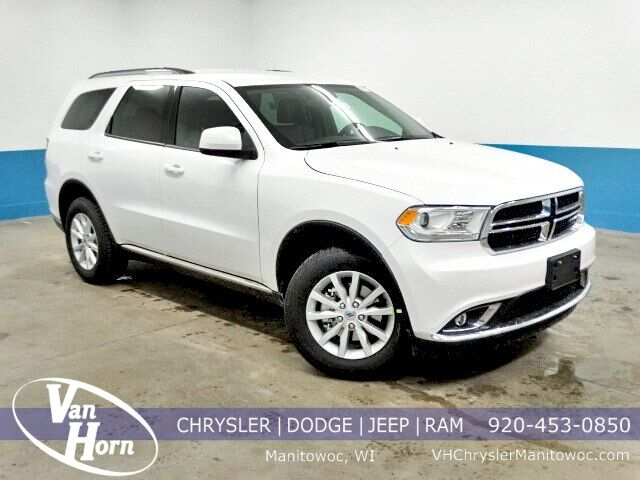 2019 Dodge Durango SXT PLUS AWD Plymouth WI