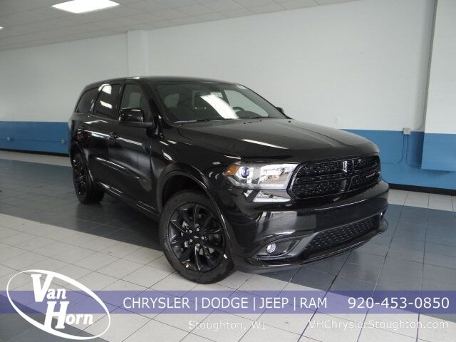 2019 Dodge Durango SXT PLUS AWD Stoughton WI