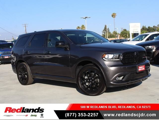 2019 Dodge Durango SXT PLUS RWD Redlands CA