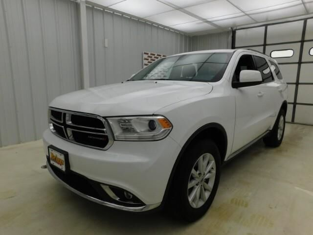 2019 Dodge Durango SXT Plus AWD Topeka KS