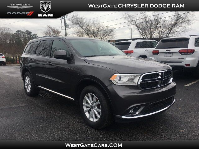 2019 Dodge Durango SXT Plus Raleigh NC