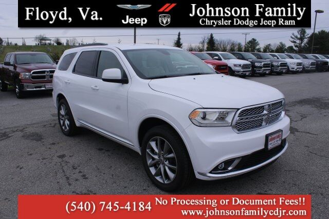 2019 Dodge Durango SXT Plus Woodlawn VA