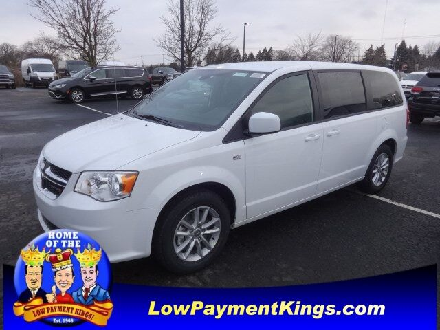 2019 Dodge Grand Caravan 35TH ANNIVERSARY SE PLUS Monroe MI
