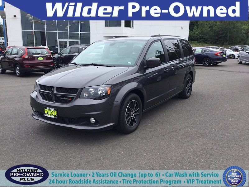 2019 Dodge Grand Caravan 4d Wagon GT Port Angeles WA