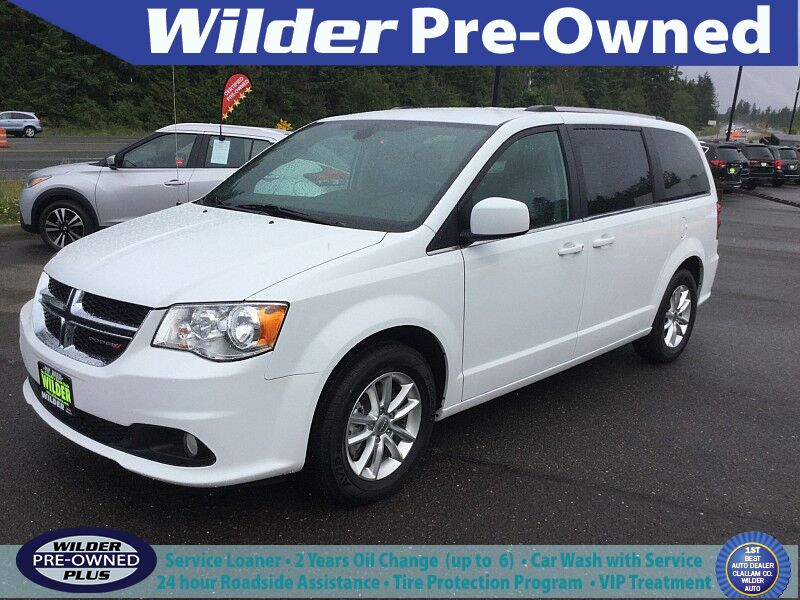 2019 Dodge Grand Caravan 4d Wagon SXT Port Angeles WA