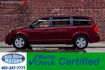 2019_Dodge_Grand Caravan_Blacktop BCam TV_ Red Deer AB