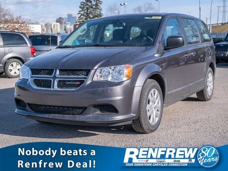 2019 Dodge Grand Caravan Canada Value Package 2WD Calgary AB