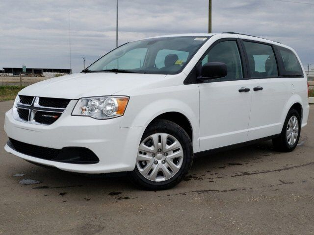 2019 Dodge Grand Caravan Canada Value Package Sherwood Park AB