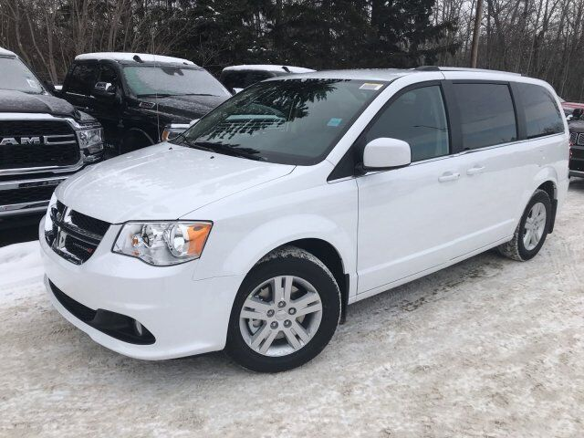 2019 Dodge Grand Caravan Crew Plus St. Albert AB