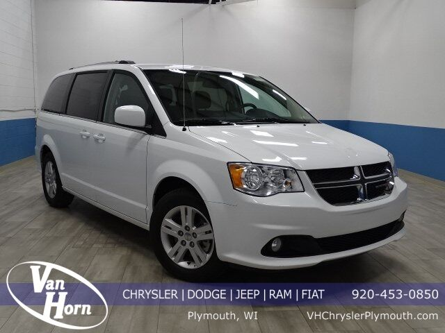 2019 Dodge Grand Caravan Crew Plymouth WI