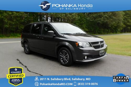 2019_Dodge_Grand Caravan_GT ** Pohanka Certified 10 Year / 100,000  **_ Salisbury MD