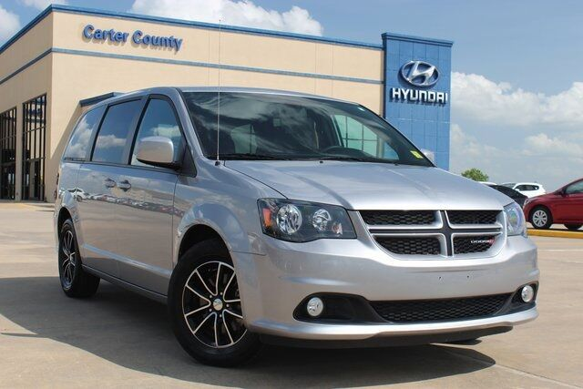 2019 Dodge Grand Caravan GT Ardmore OK
