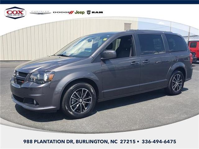2019 Dodge Grand Caravan GT Front-wheel Drive Passenger Van Burlington NC