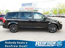 2019_Dodge_Grand Caravan_GT, Heated Leather Seats, Remote Start, Bluetooth, Backup Camera, Power Sliding Doors_ Calgary AB