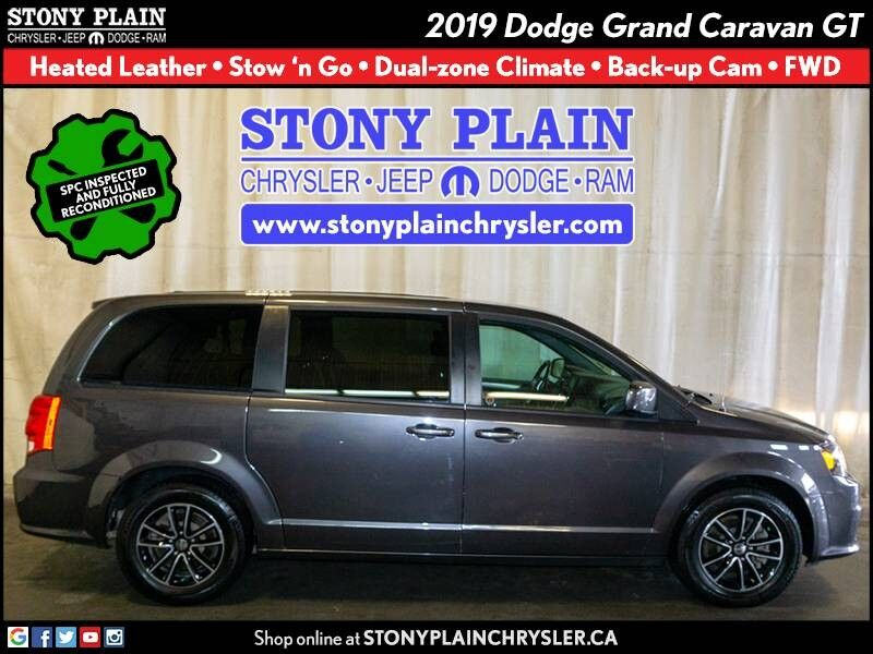 2019 Dodge Grand Caravan GT Stony Plain AB