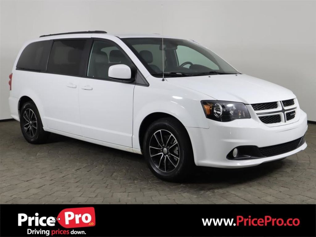 2019 Dodge Grand Caravan GT w/Nav/Captains/3rd Row Maumee OH