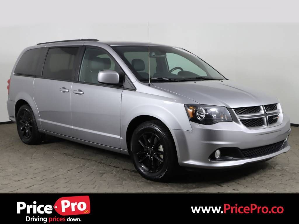 2019 Dodge Grand Caravan GT w/Nav/Heated Leather/Stow n Go Maumee OH
