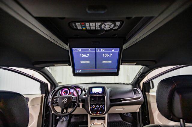 2019 Dodge Grand Caravan Premium Plus Nav BCam TV Red Deer AB