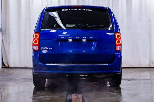 2019 Dodge Grand Caravan Premium Plus TV BCam Power Doors Red Deer AB