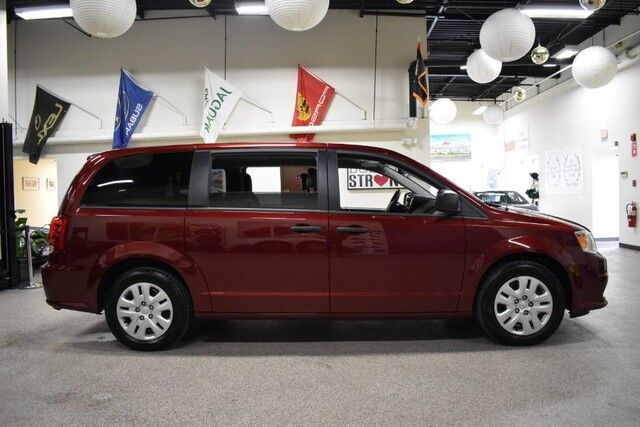 2019 Dodge Grand Caravan SE Boston MA
