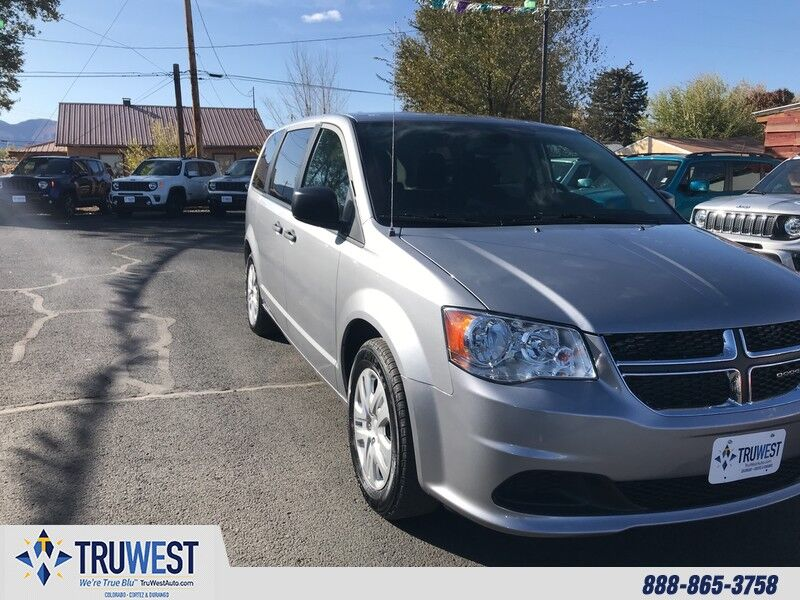 2019 Dodge Grand Caravan SE Cortez CO