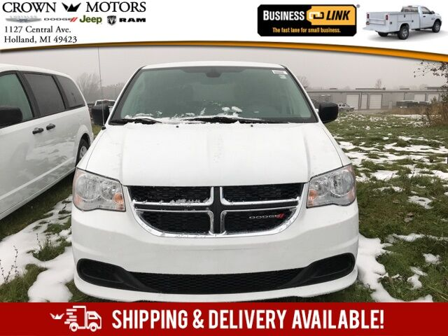2019 Dodge Grand Caravan SE Holland MI
