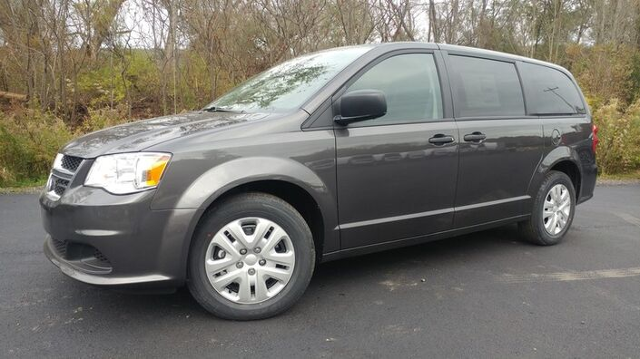 2019 Dodge Grand Caravan SE Rock City NY