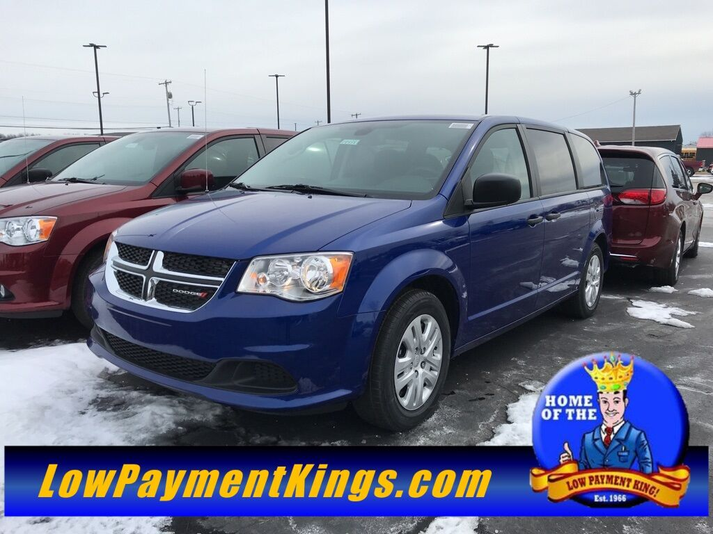 2019 Dodge Grand Caravan SE Shelby OH