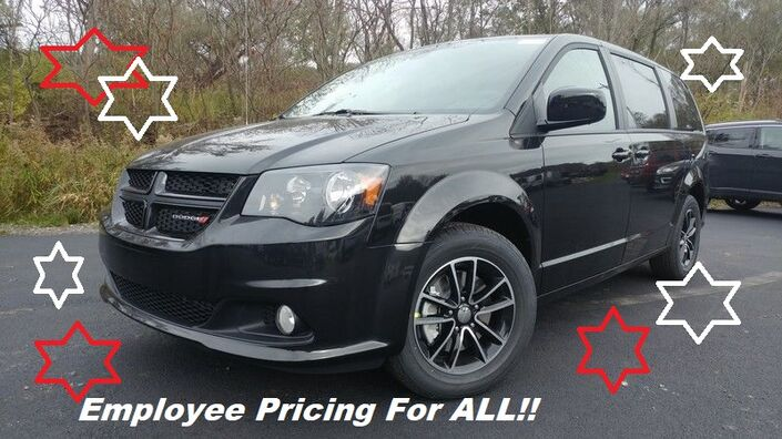 2019 Dodge Grand Caravan SE Plus Rock City NY