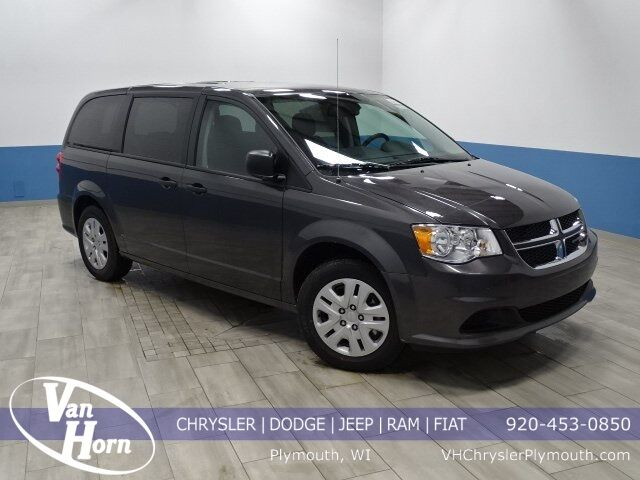 2019 Dodge Grand Caravan SE Plymouth WI