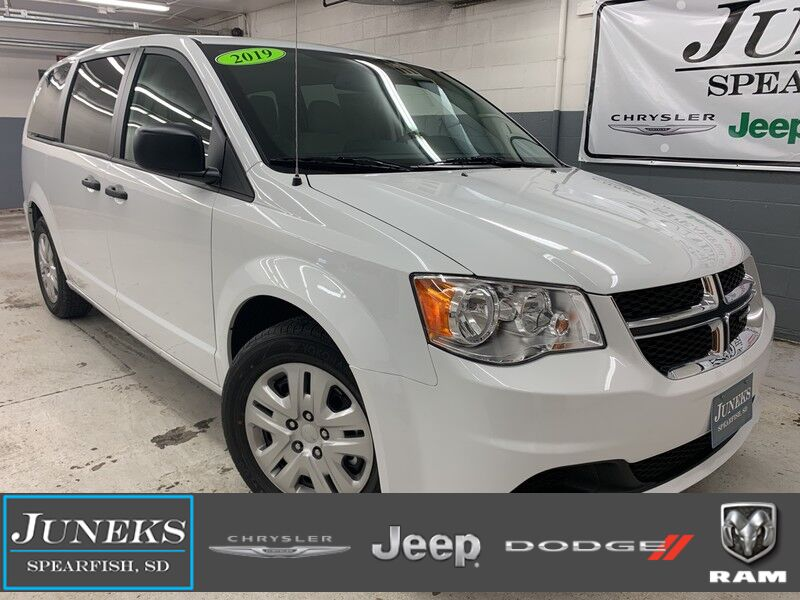 2019 Dodge Grand Caravan SE Spearfish SD