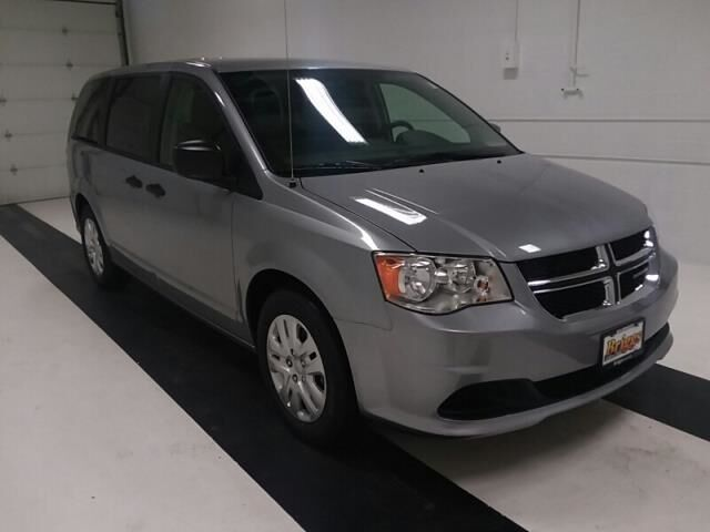 2019 Dodge Grand Caravan SE WAGON Topeka KS