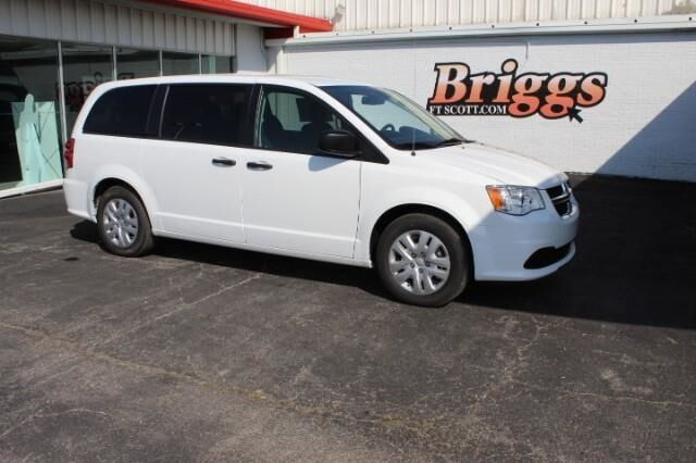 2019 Dodge Grand Caravan SE Wagon Fort Scott KS