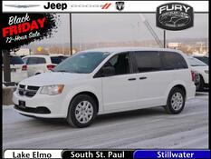 2019 Dodge Grand Caravan SE Wagon