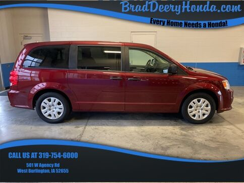 2019_Dodge_Grand Caravan_SE_ West Burlington IA