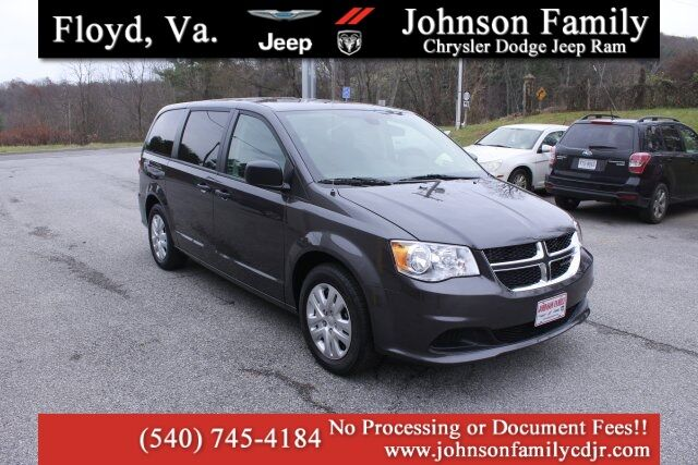2019 Dodge Grand Caravan SE Woodlawn VA