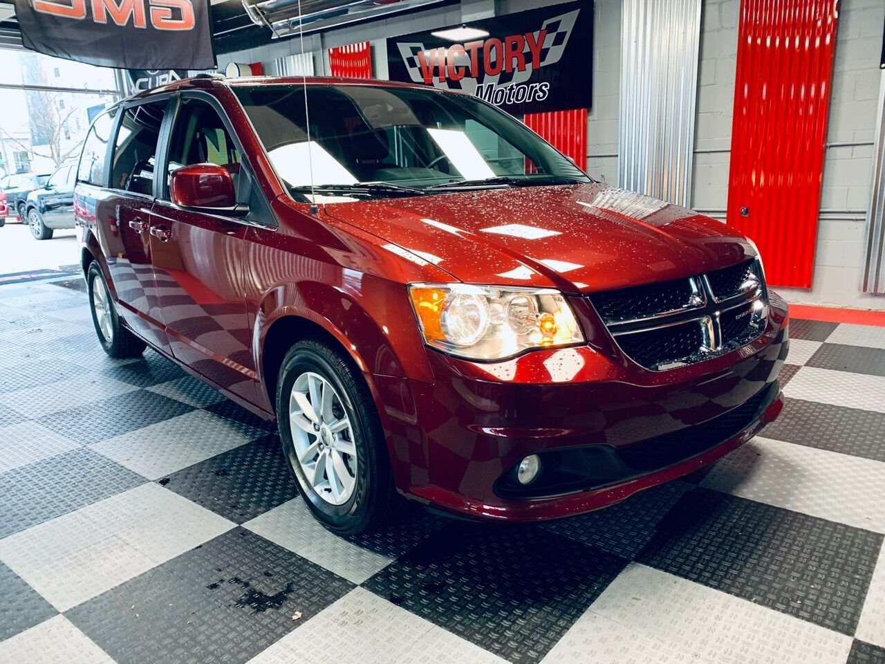 2019 Dodge Grand Caravan SXT 4dr Mini Van